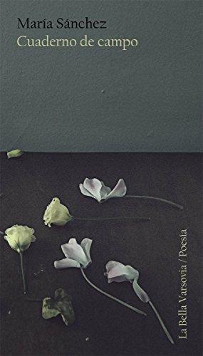 Cuaderno de campo por María Sánchez Rodríguez