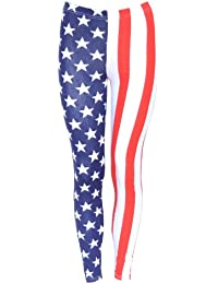 Pantalon leggings USA Femme (usa leggings)