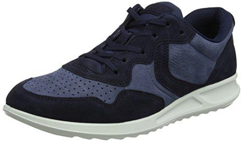 ECCO Damen Genna Sneaker, Blau (Night Sky/Ombra 51030), 40 EU -