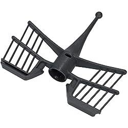 Agitateur papillon pour robot de cuisine Thermomix TM 6 / TM5 TM 5 Vorwerk 49109