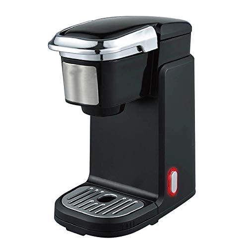 Coffee Grinder- Capsule Coffee Machine - One-Touch Button Home Americano Automatico Originale Macchina per tè al Latte Macchina per caffè - Capsula Riutilizzabile per caffè