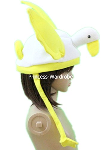 23% OFF on Generic Yellow Swan Costume Party Warm Hat on Amazon    PaisaWapas.com 612216c1f68