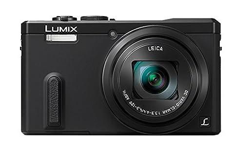 Appareils Photo Numeriques Hybride - Panasonic DMC-TZ60EF-K Appareil photo numérique hybride Ecran