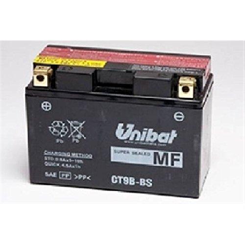 Unibat Batteria CT9B-BS YT9B-BS