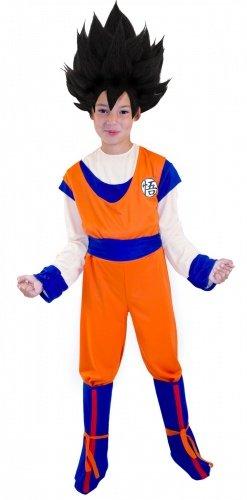 Disfraz de Goku™ Dragon Ball Z™, para niño - 5-7 años