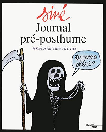 Journal pré-posthume par SINÉ