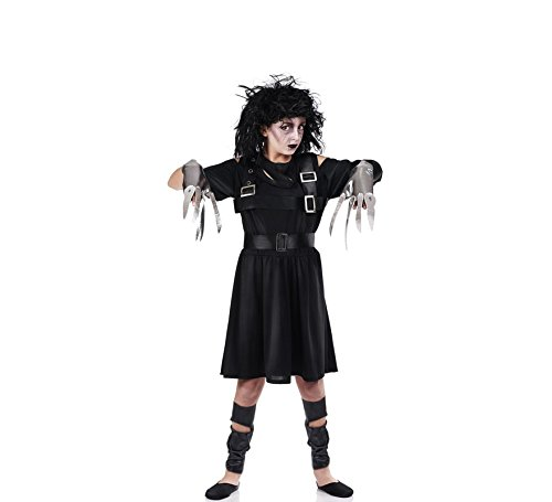 Imagen de disfraz de eduardo manostijeras para niña
