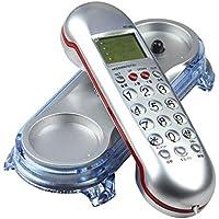 phone_Corded, Caller ID Button Teléfono Fijo de Pared Fijo para el hogar
