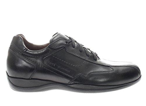 Nero Giardini Uomo Sneaker A705540U-100 Caracas Nero TR Salo' 5028/010 NE Nero