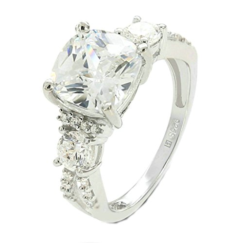 free-engraving-knsam-women-silver-plate-ring-classic-prongs-crystal-square-white-size-r-1-2novelty-r