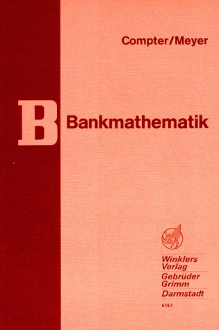 Bankmathematik