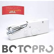 BOTOPRO - Magic Stitch, la máquina de coser portátil, puntada rápida para todo tipo