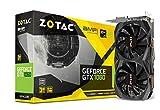 Zotac GeForce GTX 1060 AMP Core Grafikkarte (NVIDIA GTX 1060, 3GB GDDR5, 192bit, Base-Takt 1582 MHz / Boost-Takt 1797 MHz, 8 GHz)