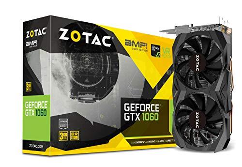 Zotac GeForce gtx10603GB GDDR5Amp Core Edition