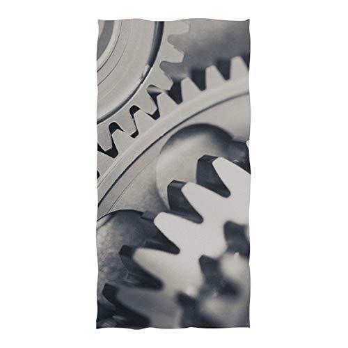 Mikrofaser Strandtuch Gut Aussehende Geschichtete Motor Ausrüstung Große Stranddecke Handtuch Leichtes Handtuch Für Reise Pool Schwimmen Bad Camping Yoga Gym Sport Frauen Erwachsene Übergroße 37 X 74 -