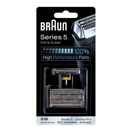 Braun–Rejilla de afeitadora + Cuchillo Serie 8000–81387975