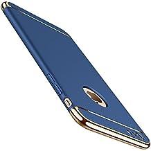 Funda iPhone 6 Plus, Qissy® 3 in 1 parachoques Ultra-delgado Funda Case Cover Protector PC Carcasa iPhone 6s Plus para el iPhone6/6s
