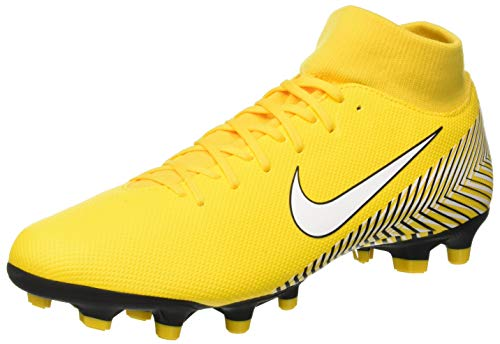 Nike Superfly 6 Academy NJR MG, Scarpe da Fitness Unisex-Adulto, Multicolore (Amarillo/White/Black 710), 44 EU