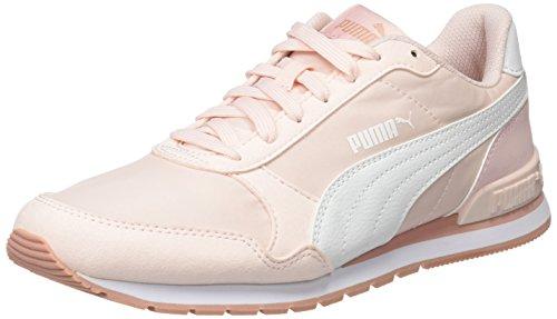 Puma Unisex-Erwachsene ST Runner v2 NL Cross-Trainer, Pink (Pearl White-Peach Beige), 40 EU
