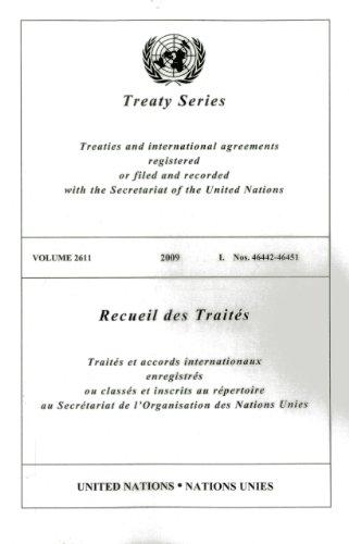 Treaty Series 2611 I: Nos. 46442-46451