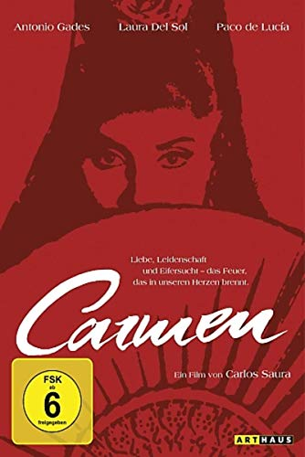 Schwedische Kostüm - Carmen