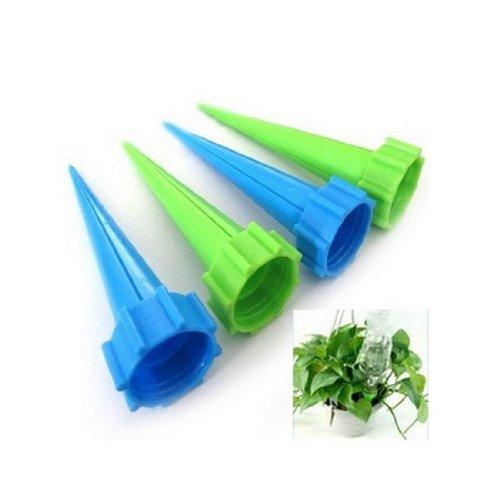 12 pezzi/confezione annaffiatoio da giardino con spuntoni per irrigazione automatica piante a fiore, kit per irrigazione goccia d