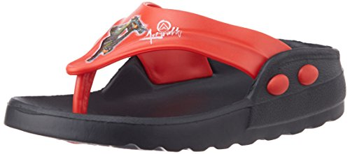 98da3992e Airwalk 8904199541387 Boys Black Flip Flops And House Slippers 3c- Price in  India