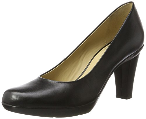 Geox Inspiration C, Damen Pumps, Schwarz (Black), 40 EU