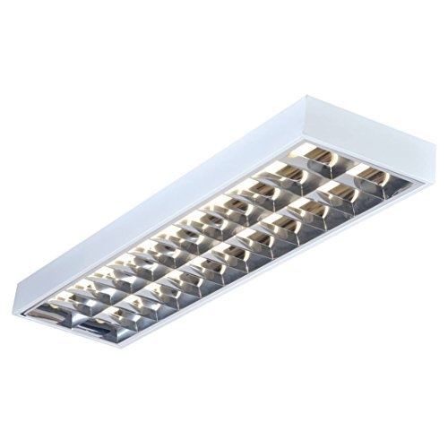 knightsbridge-2-x-58w-5ft-twin-hi-freq-fluor-fitting-white-surface-mounted-surf258hf
