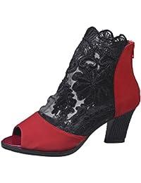 5bf5b548f4cf20 LUCKYCAT Sandales d'été Femme, Amazon Chaussures de Été Sandales à Talons  Chaussures Plates