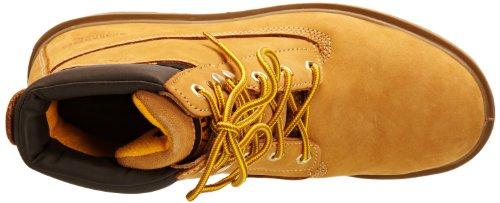 Dewalt - Explorer Size 6, Scarpe Antinfortunistiche da uomo Giallo (Gelb (Weizengelb))