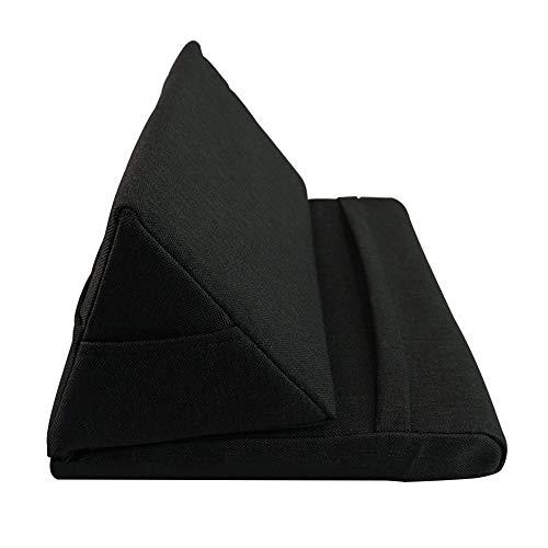 Koisy 1 Stück Bunte Faltbare Tablet Halter Buchständer Schaum Lap Rest Lesekissen - Laptop Lap-halter
