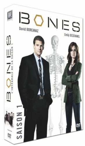 Bones, saison 1 [Edizione: Francia]
