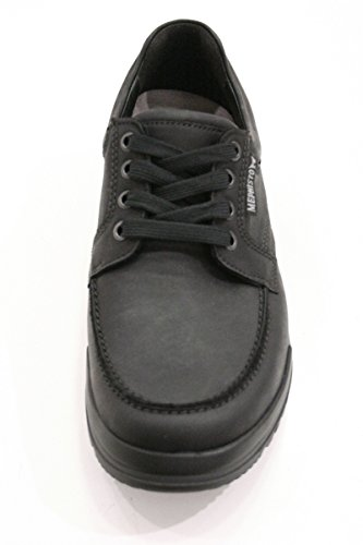 MEPHISTO CHARLES hommes Chaussures à lacets Noir