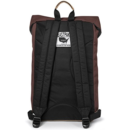 EASTPAK Rowlo Rucksack Into Brown