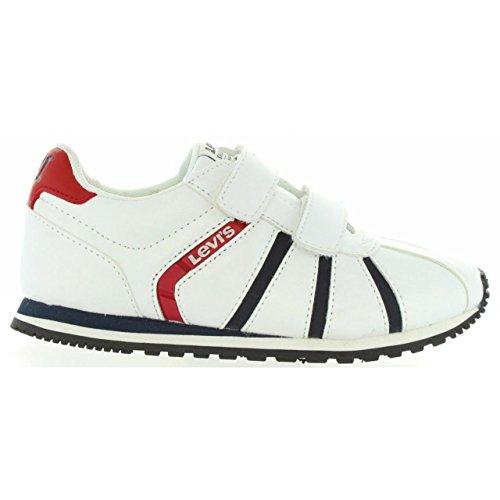 LEVIS Sportschuhe für Junge und Mädchen und Damen VALA0002S Almayer 0061 White Schuhgröße 29