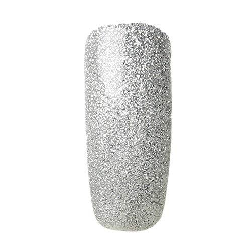 PorLous - Esmalte de uñas 7ML Polonia UV LED Esmalte de uñas de gel Color sólido Esmalte de uñas