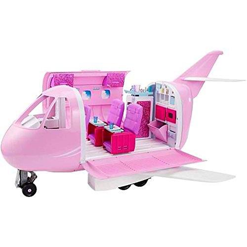 Barbie l'Avion Glamour 7704905518303