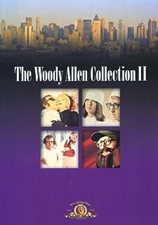 The Woody Allen Collection II (Was Sie schon immer über Sex wissen wollten..., Bananas, Der Schläfer, Die letzte Nacht des Bori