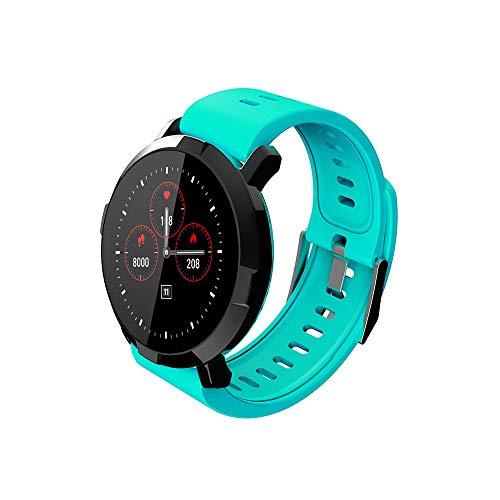 VRTUR Fitness-Smartwatch Herren Damen Smart Watch Fitness Tracker Sport Uhr Schrittzähler, Schlaf-Monitor, Stoppuhr, Blutdruck Herzfrequenz,verbrennt Kalorien
