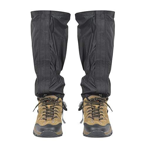 Ghette per Gambe Avvolgenti Regolabili Ghette per Sci Resistenti Ghette da Neve Elastiche per Corsa Campeggio Escursionismo Arrampicata