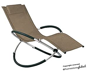 Homestore global cadeau de vacances chaise longue - Rocking chair confortable ...
