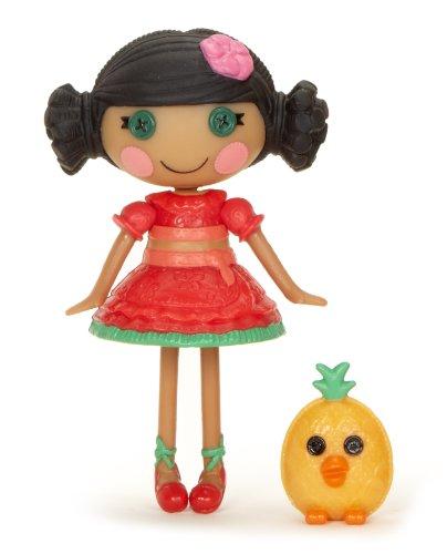 Mini Lalaloopsy Puppe - Mango Tiki Wiki [UK Import]