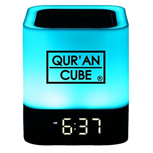 qurancube sq119Full Koran Lautsprecher und nasheeds LED Touch Lampe Bunte