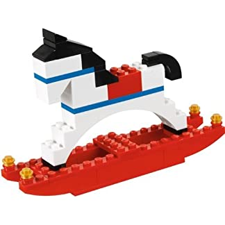 LEGO Estacional: Navidad Rocking Horse Establecer 40035 (Bolsas)
