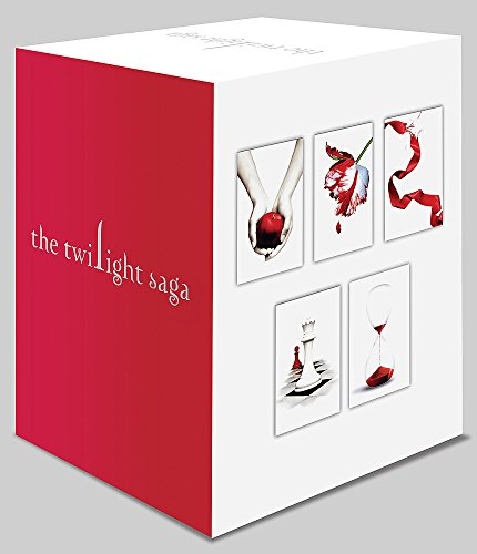Twilight Saga (Five book set)