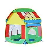 Recinto del bambino Tenda Pop-up per Bambini, Parco Giochi per Bambini al Coperto per Ragazzi Portatile, Ottimo Regalo per Il Compleanno