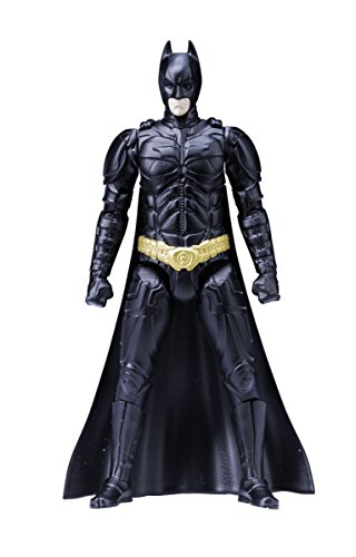 Spielzeug Bandai Batman (SpruKits DC Comics The Dark Knight Rises Batman Action Figure Model Kit, Level 1)