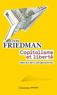Capitalisme et Liberté par Milton Friedman