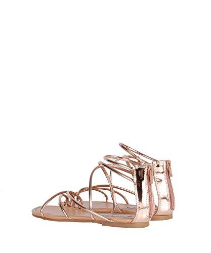 Steve Madden , Chaussures de sport d'extérieur pour femme rose Rosa/Oro 37 EU Rosa/Oro